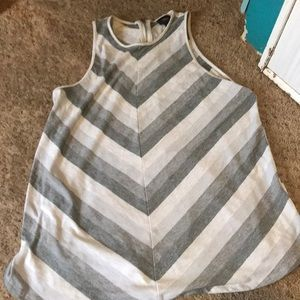 Tops - Adorable striped tank top!